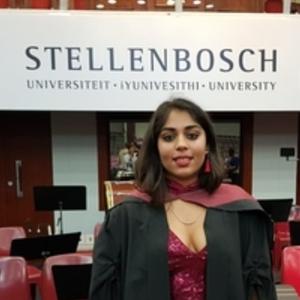 Sameera - Stellenbosch, : LLD Candidate at Stellenbosch