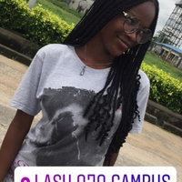 Arts student offering government and literature as lesson at the Lagos university