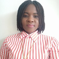An energetic English Language Teacher, graduated from the University of Nigeria, Nsukka