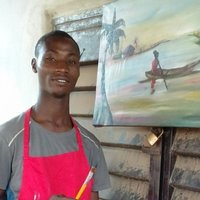 Fine and Applied Art student in ogun and lagos offering drawing, painting, textile and graphics