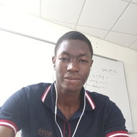 Petroleum chemistry undergraduate from the American University of Nigeria (AUN). Honors Student.